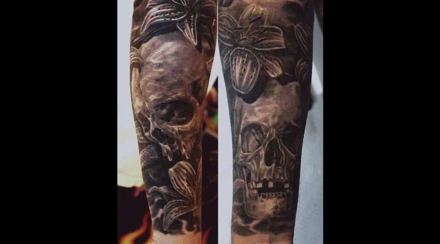 Part Of Sleeve  Arm