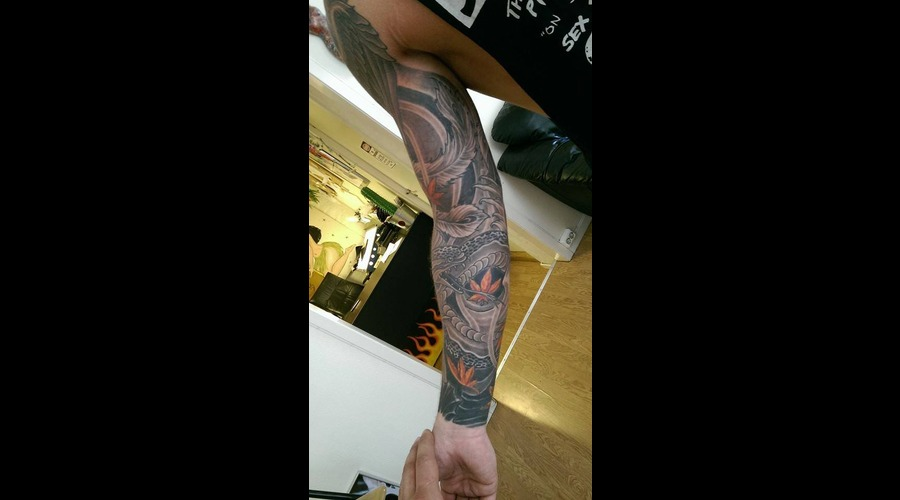 Sleeve  Arm