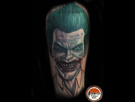 The Joker  Batman  Comics  Dc Forearm