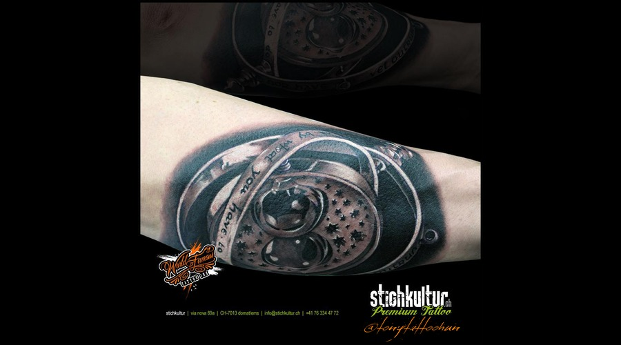 Sandclock  Arm