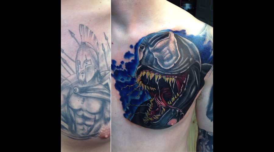 Cover Up Chest