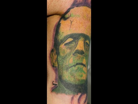 Realism  Movie  Frankenstein Color