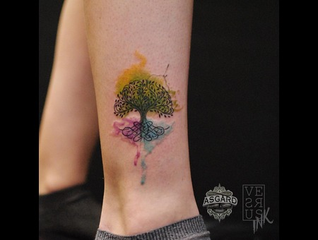 Watercolour  Geometry  Watercolor  Mandala  Art  Lace  Flower  Space  Uk Lower Leg