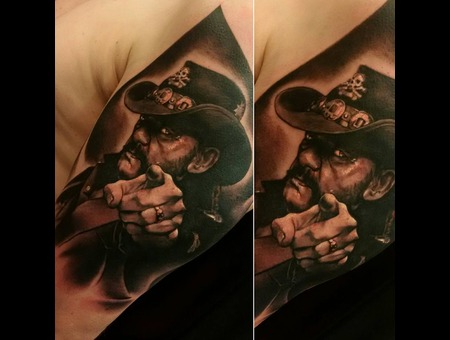 Lemmy Shoulder