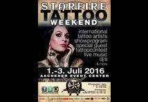 Starfire Tattoo Weekend Aachen