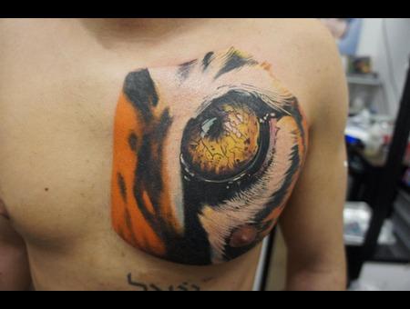 Tiger Color