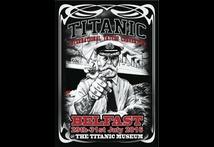Titanic Tattoo Convention Belfast