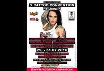 Tattoo Convetion Heilbronn