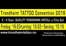 Trondheim Tattoo Convention