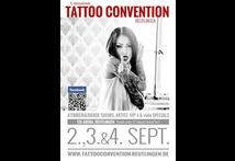 11. Tattoo Convention Reutlingen