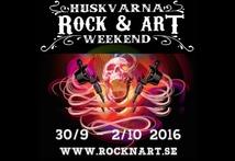 Huskvarna Rock & Art Weekend