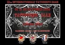 12. Tattoo Expo Saar