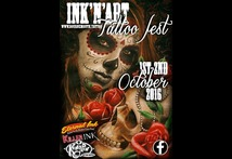 Bournemouth Ink 'n' Art Tattoo Fest