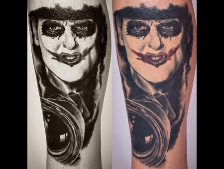 #Joker  Lower Leg