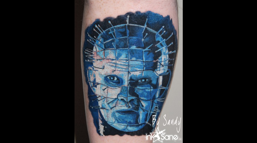 Pinhead  Movie  Film  Hellraiser Color