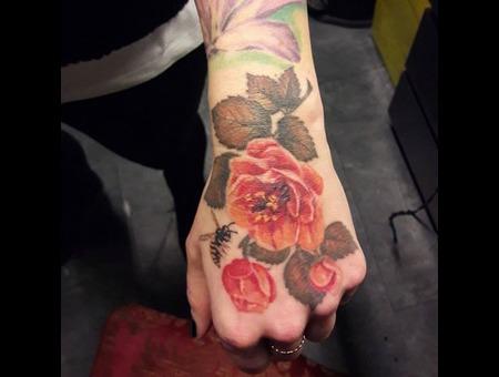 Flower  Color Arm