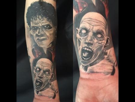 #Michaeljackson #Zombie