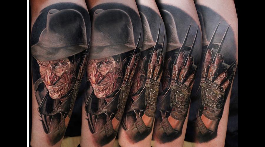 Freddy Krueger Color