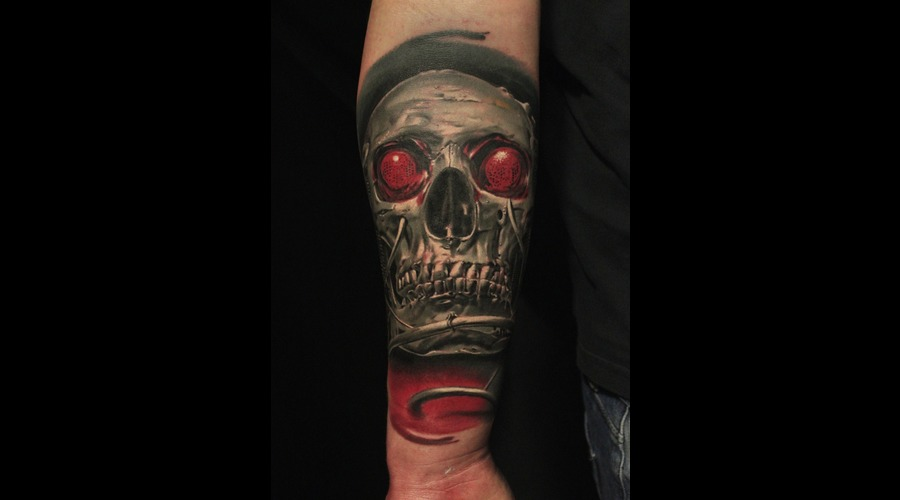 Skull Color