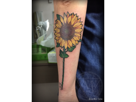 Sunflower Arm