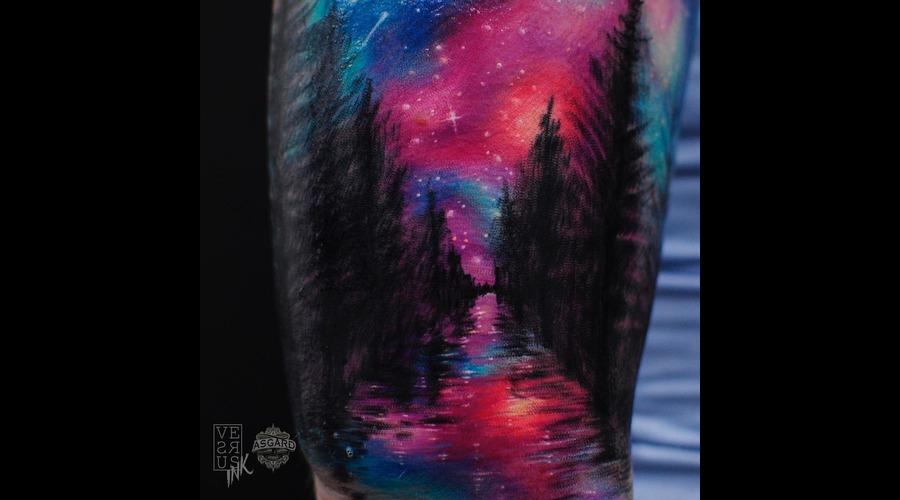 Watercolour  Geometry  Watercolor  Mandala  Art  Lace  Flower  Space  Uk Color Arm