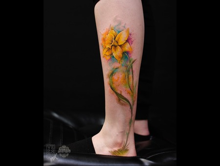 Watercolour  Geometry  Watercolor  Mandala  Art  Lace  Flower  Space  Uk Color Lower Leg