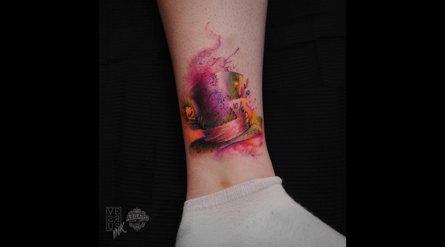 Watercolour  Geometry  Watercolor  Mandala  Art  Lace  Flower  Space  Uk Color Lower Leg