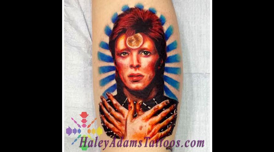 David Bowie Color