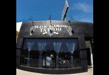 Black diamond tattoo 2016