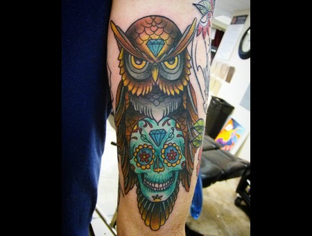 Owl Color Arm