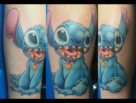 Stitch Color Forearm