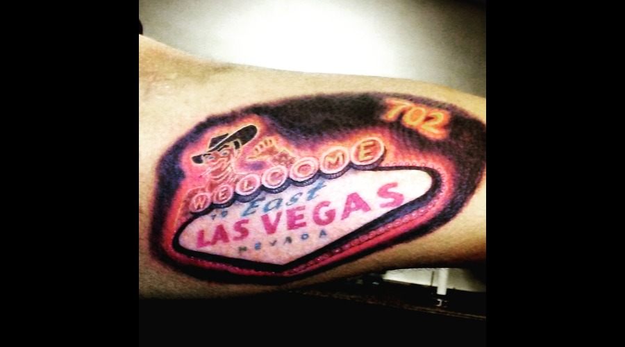 Las Vegas Color Arm