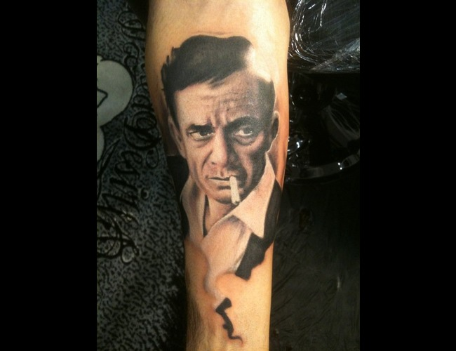 Jonny Cash Portrait