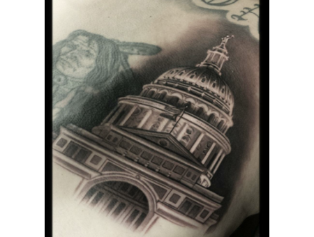Realism  Black And Grey Black Grey Back
