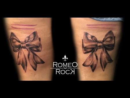 Tattoo  Loop  Blackgray Black Grey