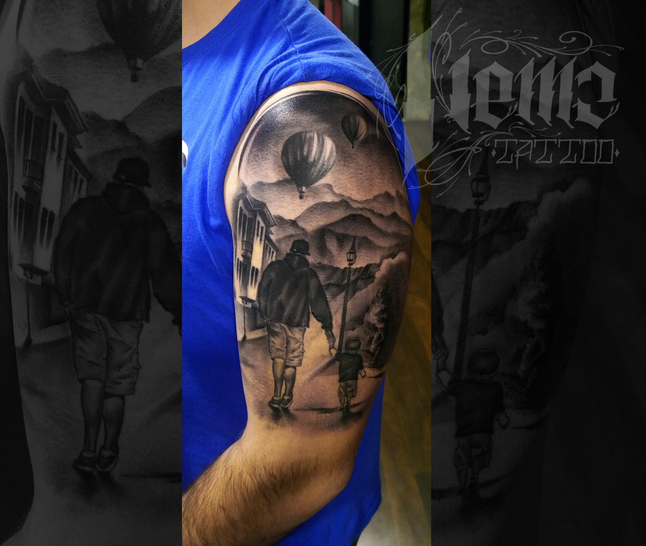 Certified Artist: Dimitris NemeTattoo