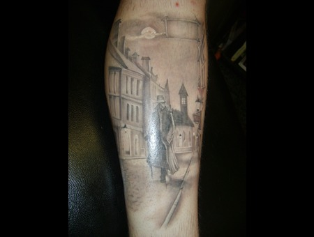 Jack The Ripper White Chapel St London