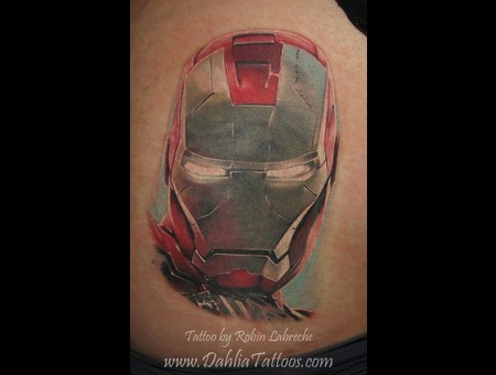 Iron Man  Realism Color