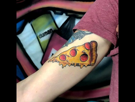 Pizza Color Arm