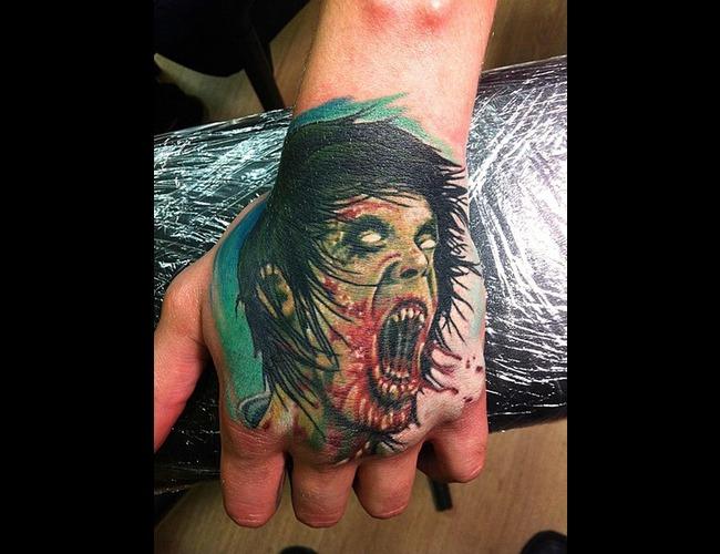 Zombie Color