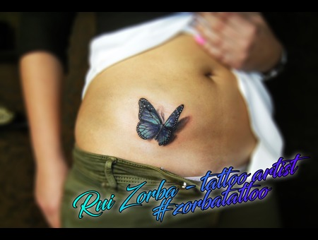 Butterfly Scar Cover Color Chest