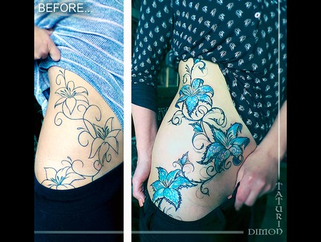 Cover Up By Dimon Taturin Color