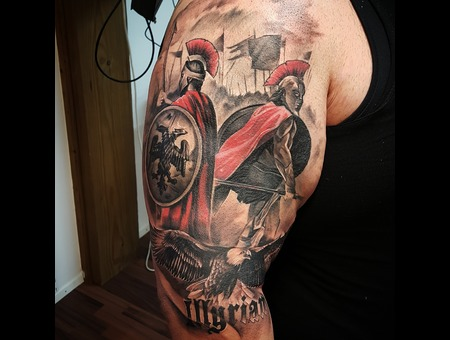 Ilyrian Tattoo Albania