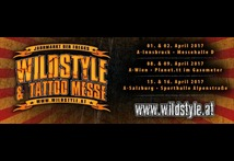 Wildstyle & Tattoo Messe Tour Innsbruck
