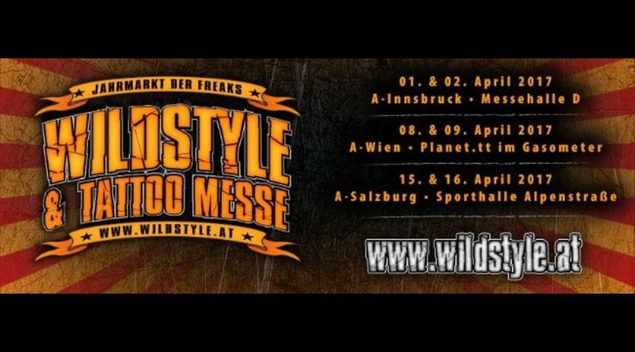 2017 wildstyle tattoo messe tour innsbruck