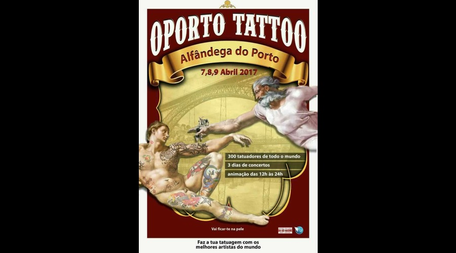 2017 oporto tattoo expo