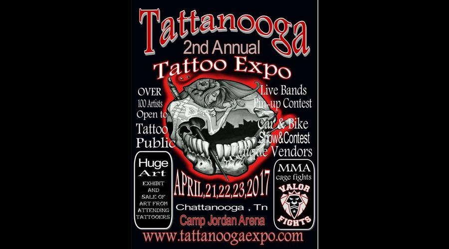 2017 tatta nooga tattoo expo