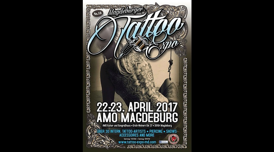 2017 tattoo expo magdeburg