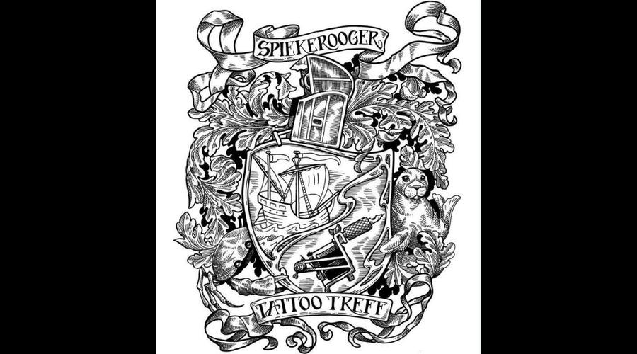 2017 spiekerooger tattoo treff