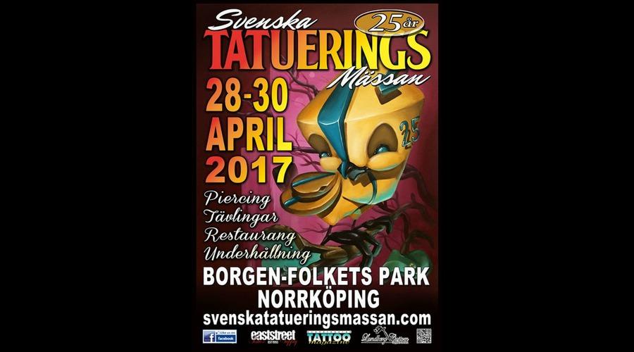 2017 svenska tatuerings massan